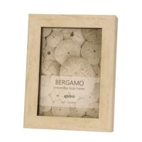 Print + Bergamo Cream Box Style Frame 6x4-inch