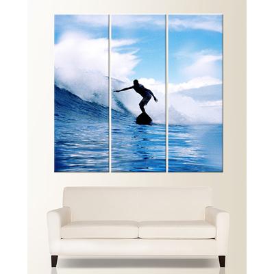 1.5mx1.5m (3x 500x1.5m Panels) Premium Canvas Splits