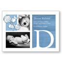 Baby Rattle B - Blue