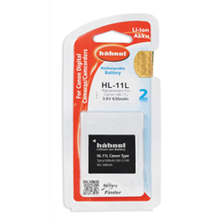 Hähnel-HL-11L Replacement Battery for Canon NB-11L-Battery Packs & Adapters