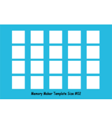Memory Maker Template Size #02 (20)