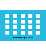 Memory Maker Template Size #04 (20)