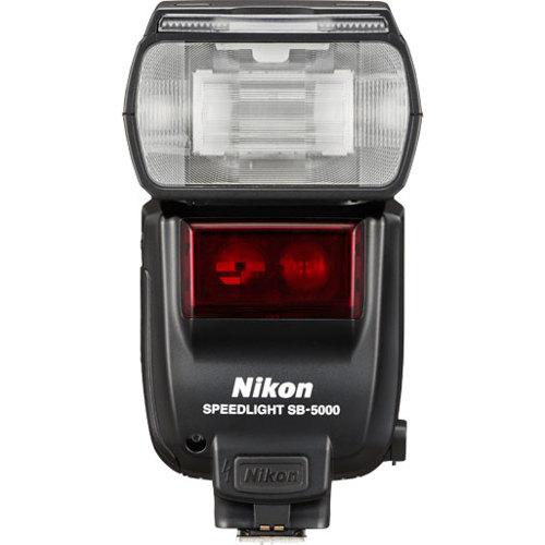 Nikon-SB-5000 AF Speedlight-Flashes and Speedlights