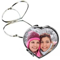 Mirror case Heart shape. code: MB14H