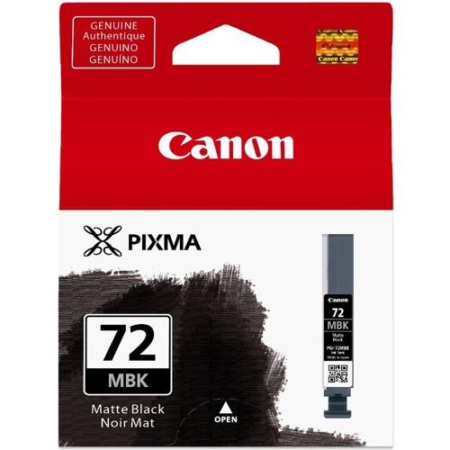 Canon-PGI-72MBK - Matte Black Ink Cartridge-Ink Cartridges