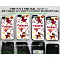 ISU iPhone 5/5S Tough Case - Choose Your Design