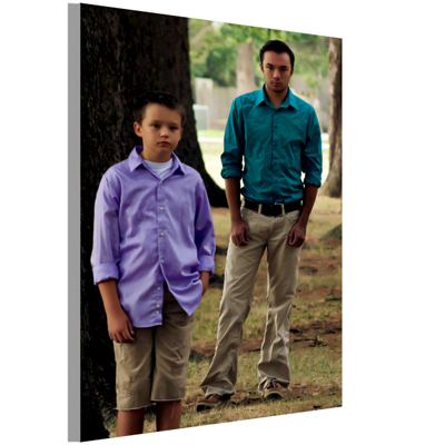 Standout Mounted Print - 20x24 Vertical