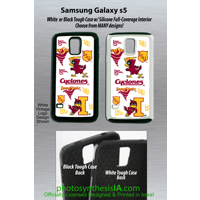 ISU Galaxy S5 Tough Case - Choose Your Design