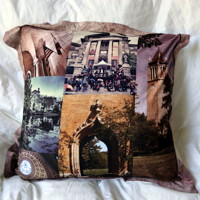 """30"""" Campus Art Pillow Sham"""