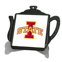 6x6 I-State Logo Trivet