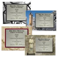 Metal Diplomas
