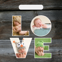 LOVE Letters Tag