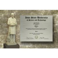 Gentle Doctor Metal Diploma