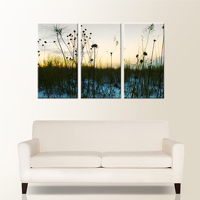 Split Photo Canvas Wraps
