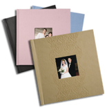 "Photo Books Cloth & Linen Covers 12x12"" - 8.5x11"""