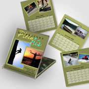 Jewel Case Calendar
