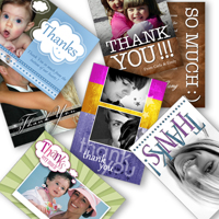 Thank You & Note Cards (25 Card Minimum Order)