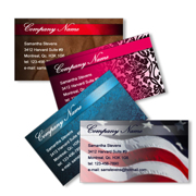 Themed Business Cards