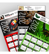 Poster Calendars (1 page)