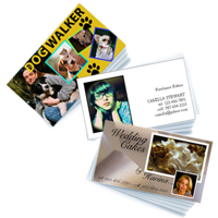 Design Your Own Business Card 1 side