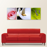 Wall Decor- Canvas, Wood and Metal