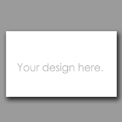 1-Sided Business Card