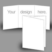 5x7 Tri-Fold Card 2-sided