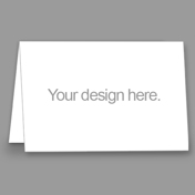 5x7 Top-Folding Card