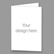 5x7 Side-Folding Card