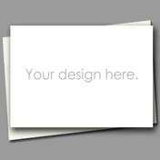 5x7 2-sided Stationery Card