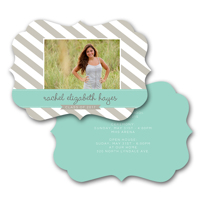 Die Cut Graduation Card (14-103)