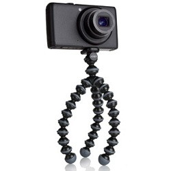 Joby-GorillaPod Original Colors Charcoal and Black-Tripods & Monopods