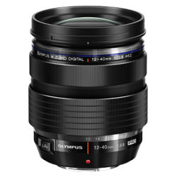 Olympus-M.Zuiko Digital ED 12-40mm f/2.8 PRO-Lenses - SLR & Compact System