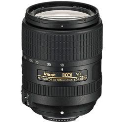 Nikon-AF-S 18-300mm DX NIKKOR F3.5-6.3G ED VR-Lenses - SLR & Compact System