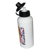 White Drinks Bottle 500ml