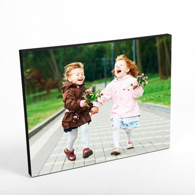 "16x20"" Horizontal Photo Canvas Print - Black Edges"