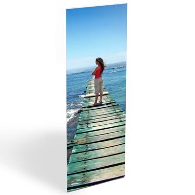 """20x60"""" Vertical Photo Canvas Print - White Edges"""