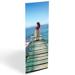 "20x60"" Vertical Photo Canvas Print"