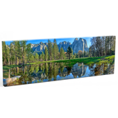 "20x60"" Horizontal Photo Canvas Print"