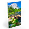 """10x20"""" Vertical Photo Canvas Print - White Edges"""
