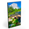 "10x20"" Vertical Photo Canvas Print - Black Edges"
