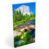 "10x20"" Vertical Photo Canvas Print"