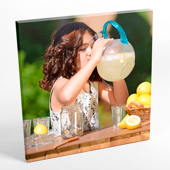 "20x20"" Square Photo Canvas Print"