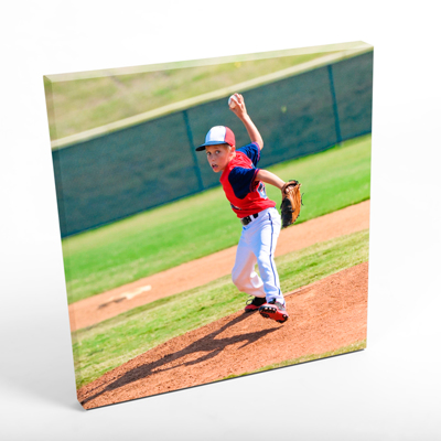 "16x16"" Square Photo Canvas Print"