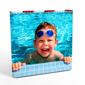 "12x12"" Square Photo Canvas Print"