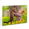 """30x40"""" Horizontal Photo Canvas Print - White Edges"""