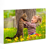 "30x40"" Horizontal Photo Canvas Print"