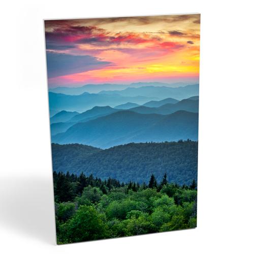 """24x36"""" Vertical Photo Canvas Print - White Edges"""