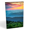 "24x36"" Vertical Photo Canvas Print - Black Edges"