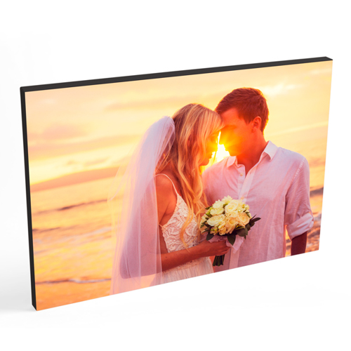 "20x30"" Horizontal Photo Canvas Print - Black Edges"